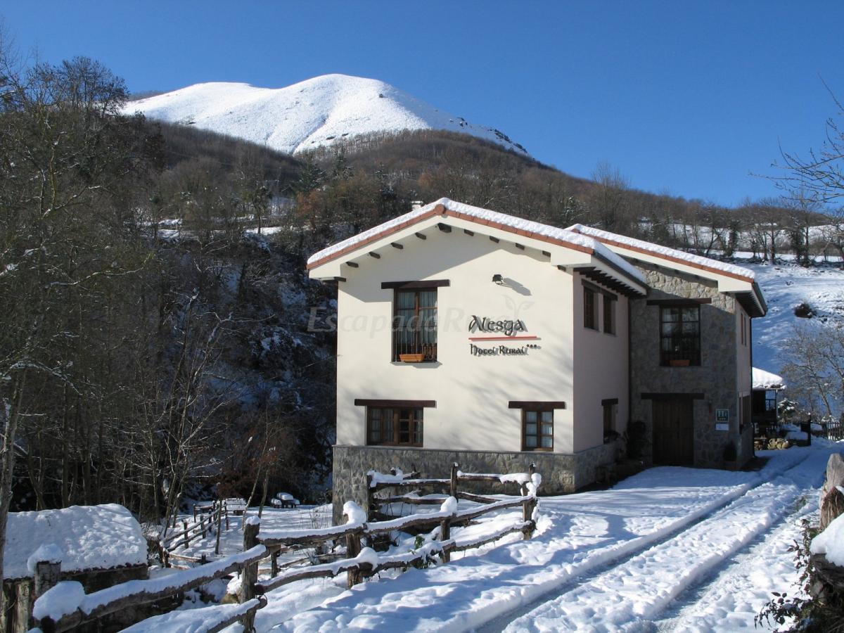 Fotos de hotel rural alesga casa rural en teverga - Fotorural asturias ...