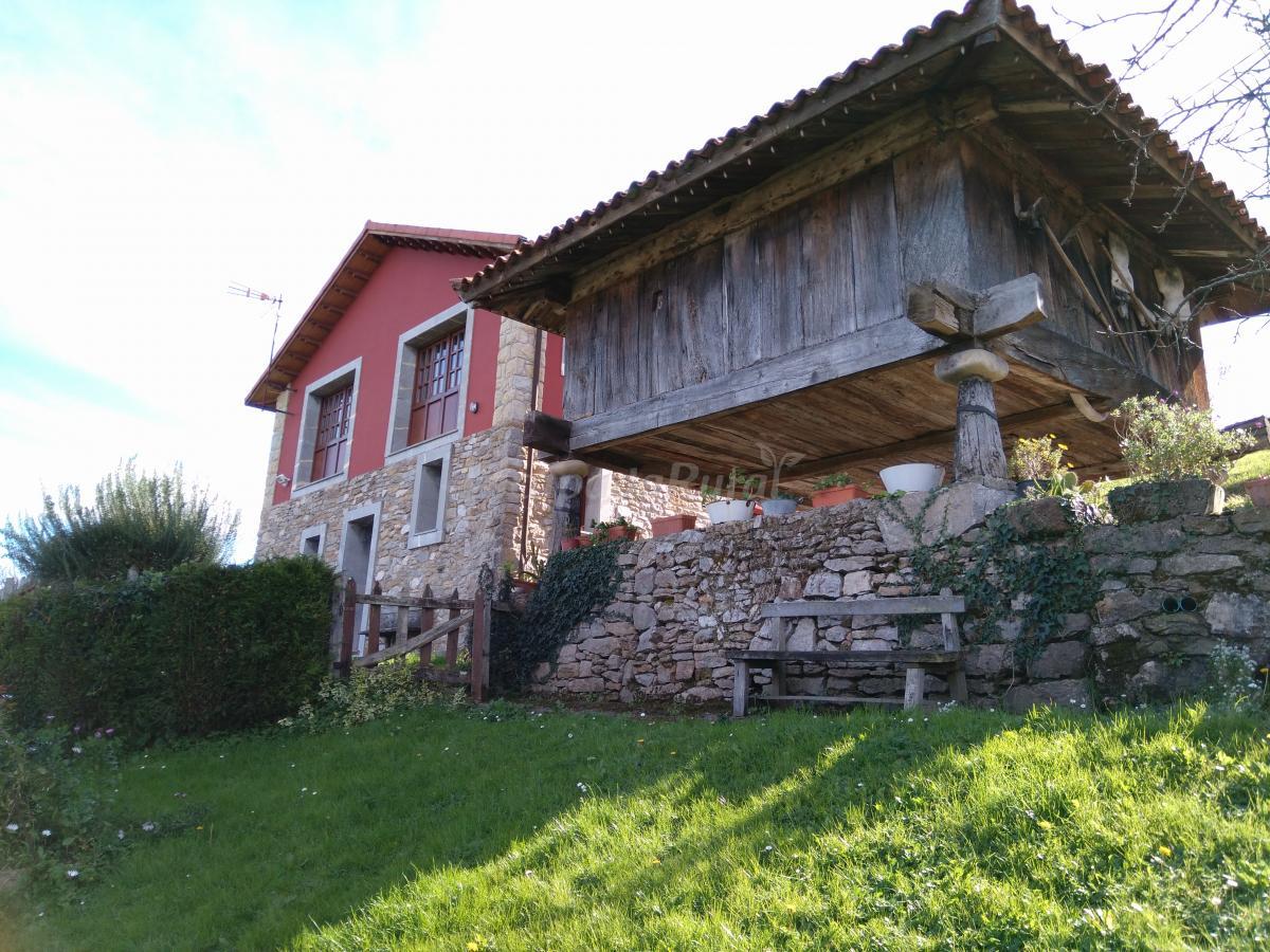 Fotos de casa la cuesta casa rural en oviedo asturias - Fotorural asturias ...