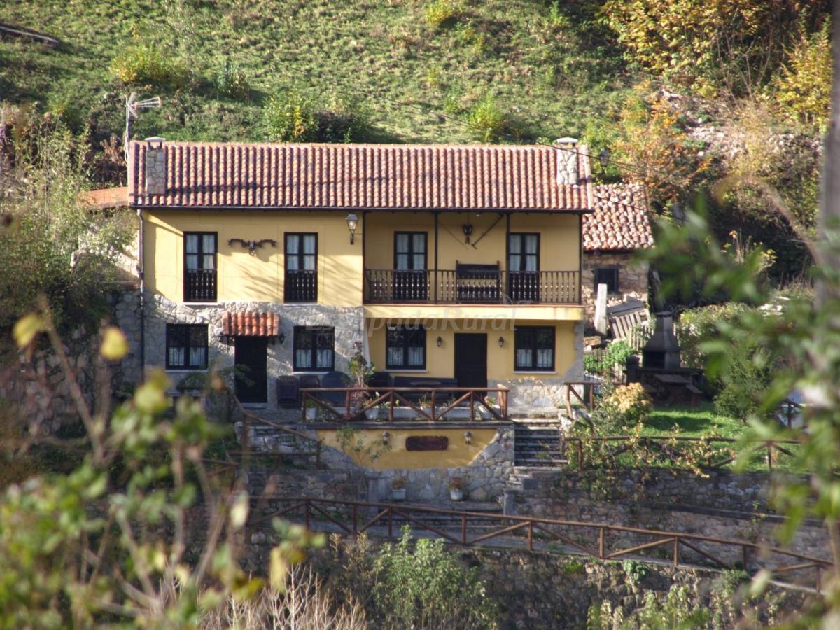 Fotos de casas de aldea el ferreiru casa rural en quir s asturias - Casas de aldea asturias ...