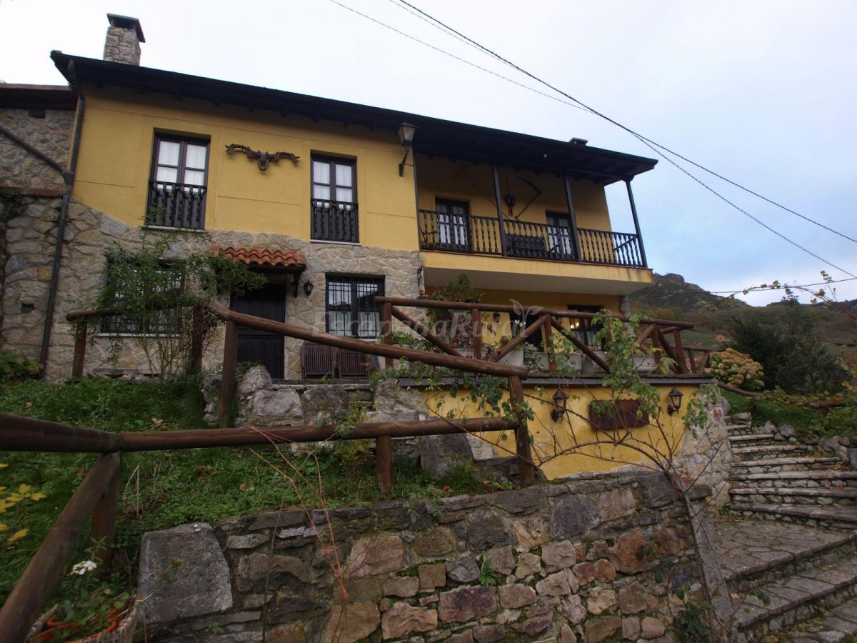 Fotos de casas de aldea el ferreiru casa rural en quir s - Casas de aldea asturias ...