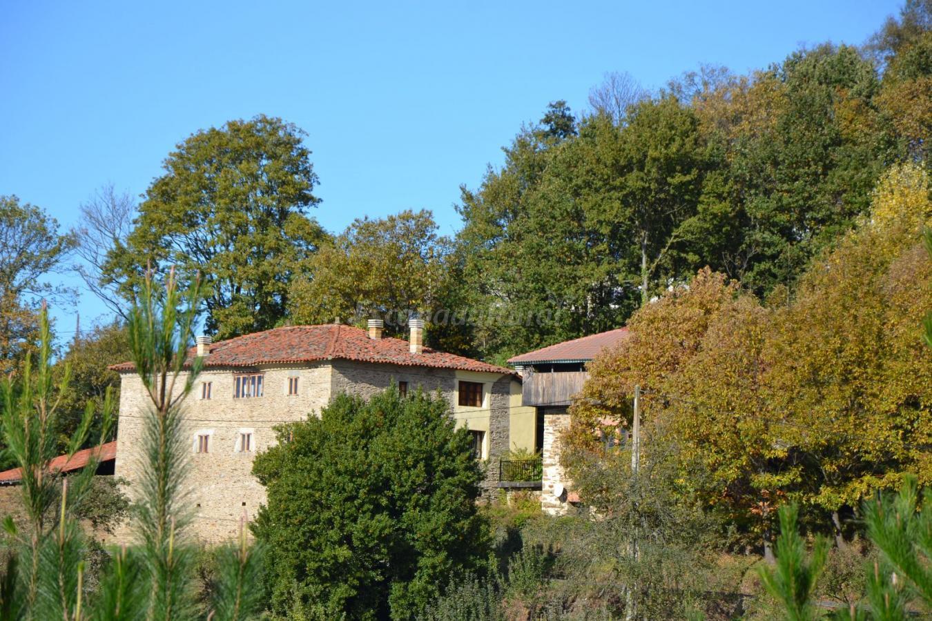 Fotos de casa cueir n casa de campo emtineo asturias - Casa de campo asturias ...