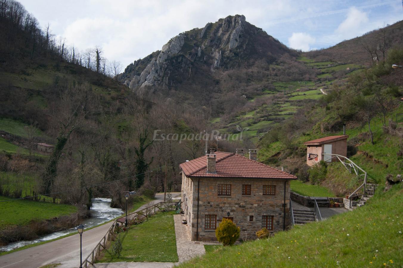 Fotos de apartamentos rurales casa marcelo ii casa rural en veigas asturias - Apartamentos baratos asturias ...