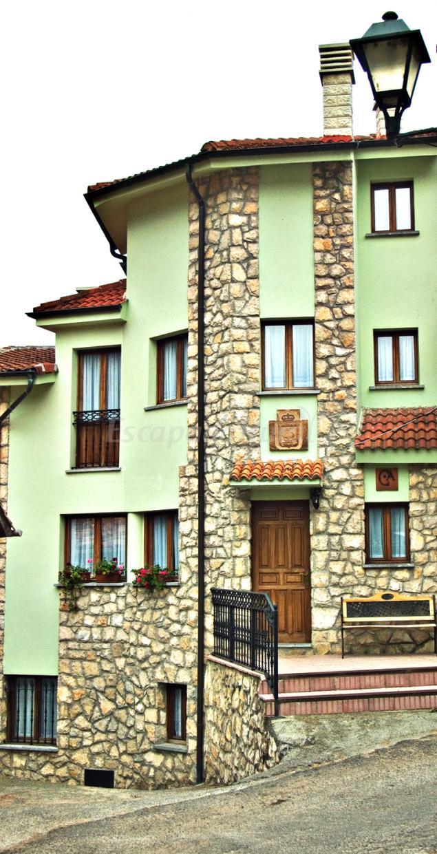 Calle del medio casa rural en cabrales asturias - Casa rural cabrales ...