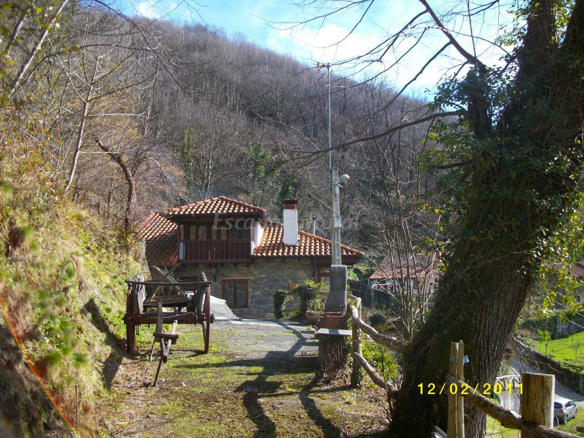 Fotos de alojamientos valle del huerna casa rural en - Casa rural valle del tietar ...