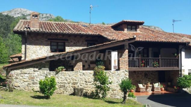 La venta los probes casa rural en llanes asturias - Apartamentos rurales llanes ...
