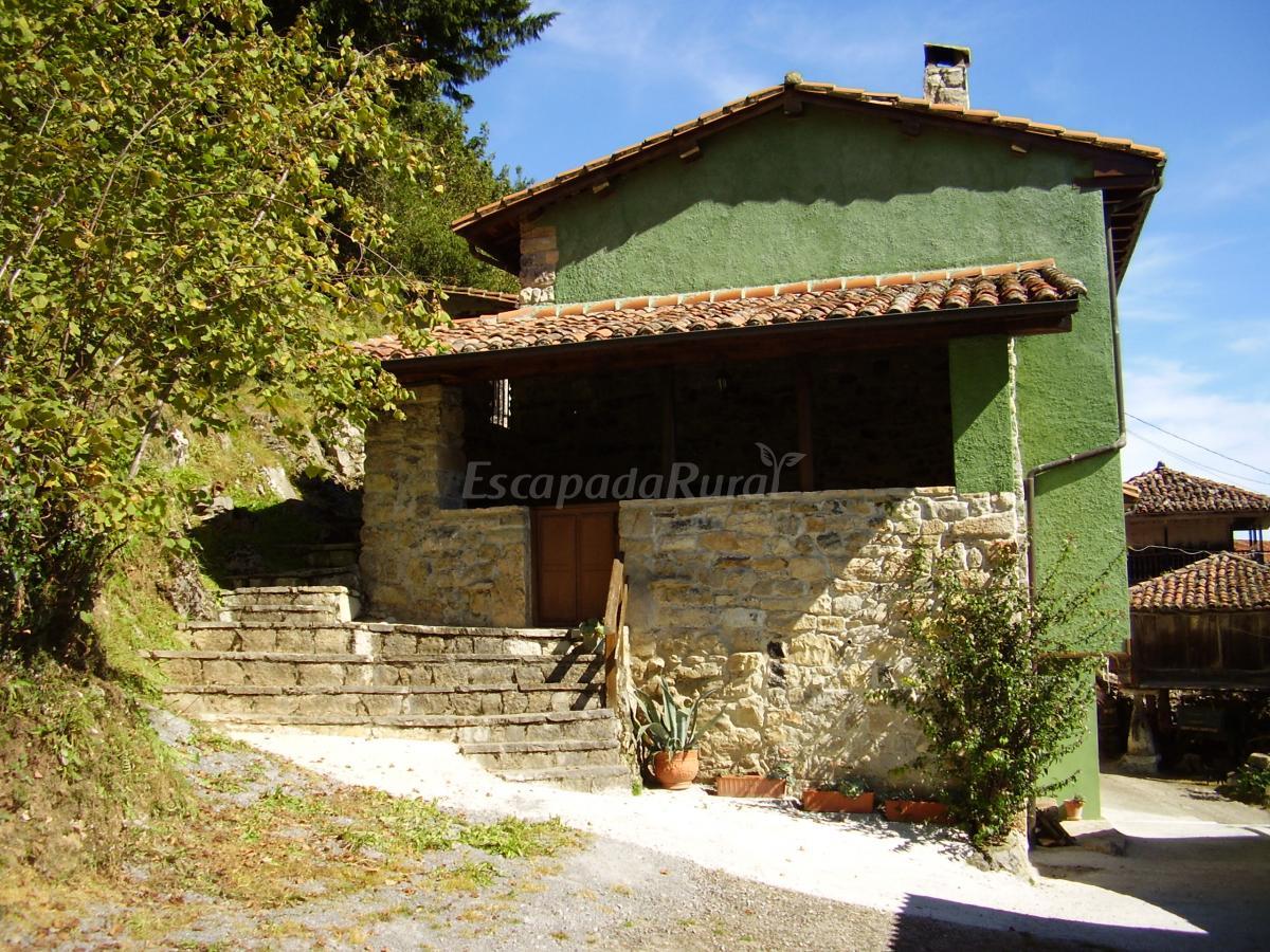 Fotos de casa delia casa de campo emespinaredo asturias - Casa de campo asturias ...
