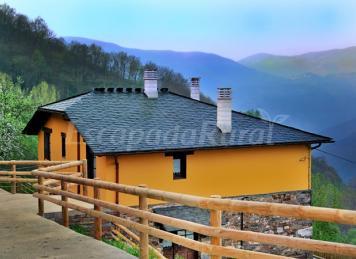 Casa corral casas de aldea casa rural en allande asturias - Casas de aldea asturias ...