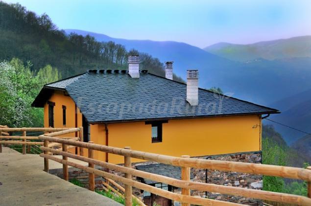 Fotos de casa corral casas de aldea casa rural en allande asturias - Casas de aldea asturias ...