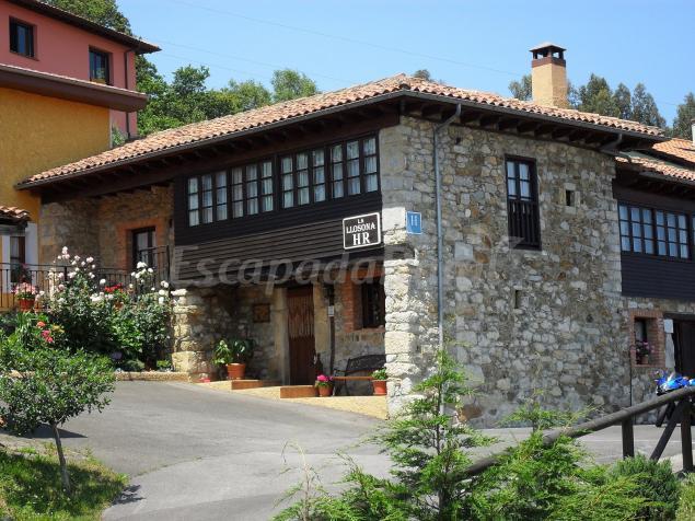 casa de turismo rural asturias