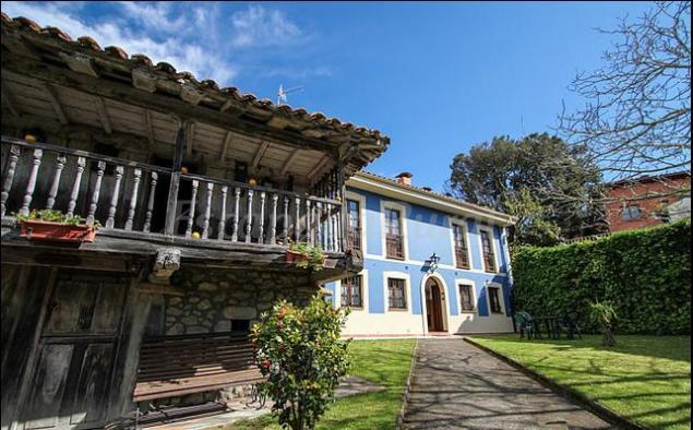Apartamentos rurales inguanzo casa rural en villanueva de pr a asturias - Casas rurales asturias 2 personas ...