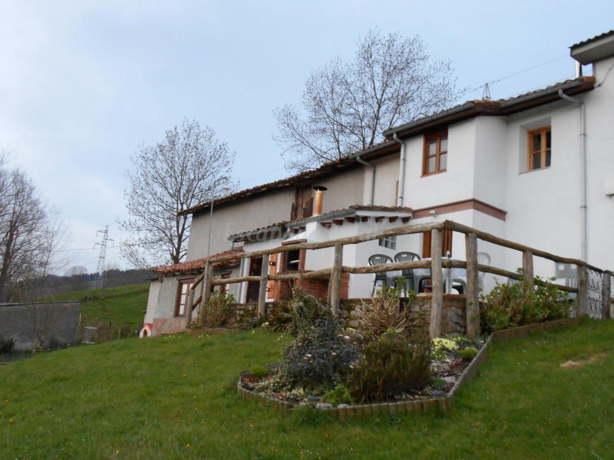 Fotos de casa de aldea la llera casa rural en fuensanta - Casas de aldea asturias ...