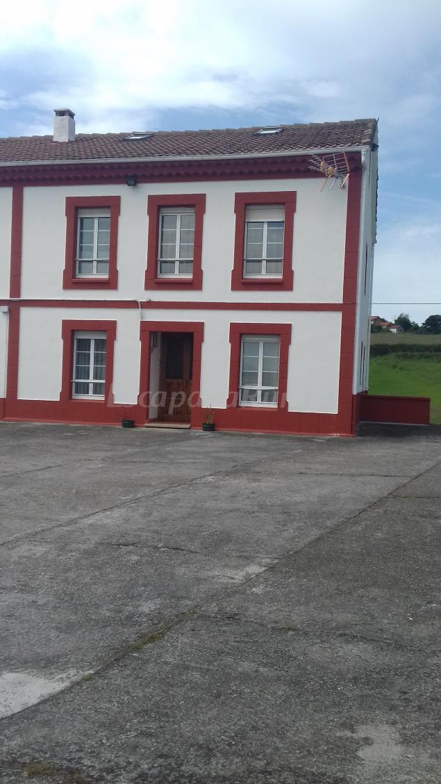 El carbayal casa de campo goz n asturias - Casa de campo asturias ...