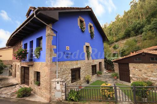 La cueva ii casa rural en bue o asturias - Casas vacaciones asturias ...