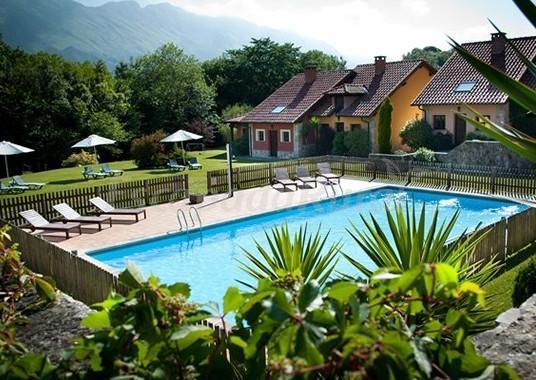 Opiniones sobre hotel rural la lluriga asturias - Casa rural con piscina climatizada asturias ...