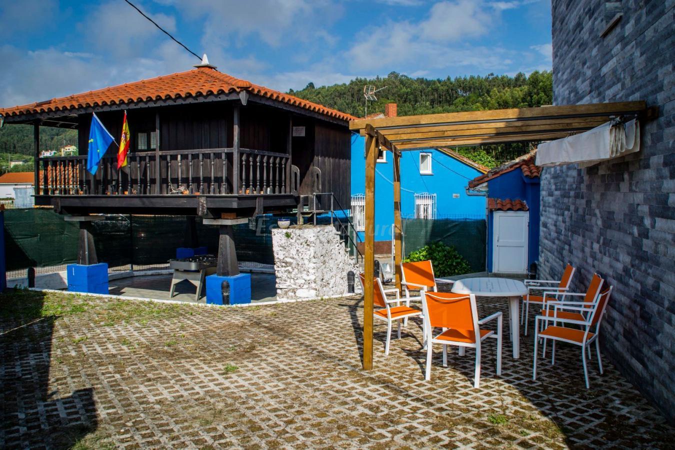 Foto di apartamentos silvano arena casa rural en soto del barco asturias - Apartamentos baratos asturias ...