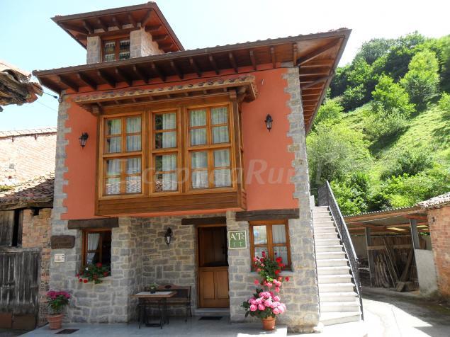 C mo llegar a apartamentos rurales los villares casa rural en colunga asturias - Casas vacaciones asturias ...