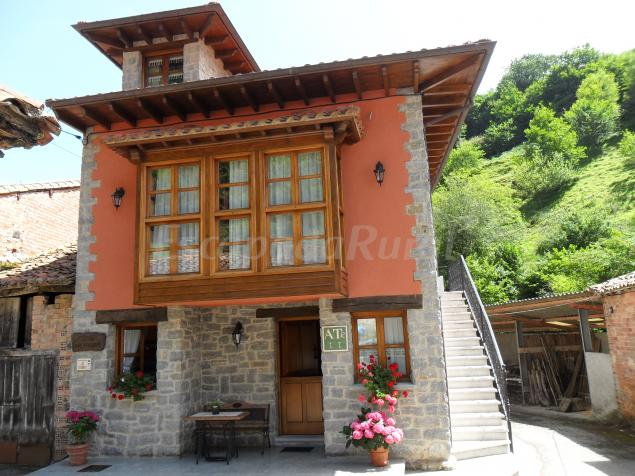 casa rural isla asturias
