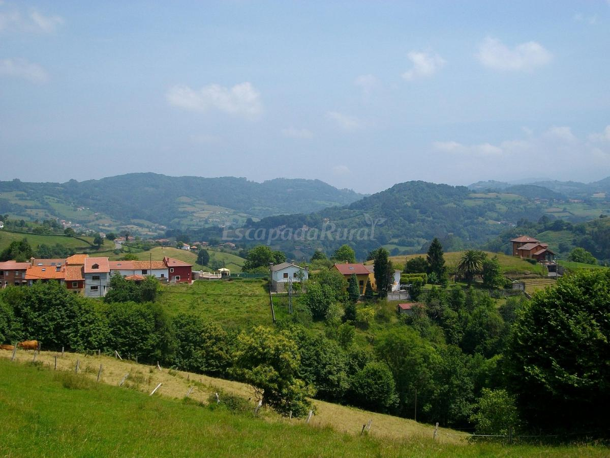 Fotos de esperteyu roxu casa rural en cabranes asturias - Fotorural asturias ...