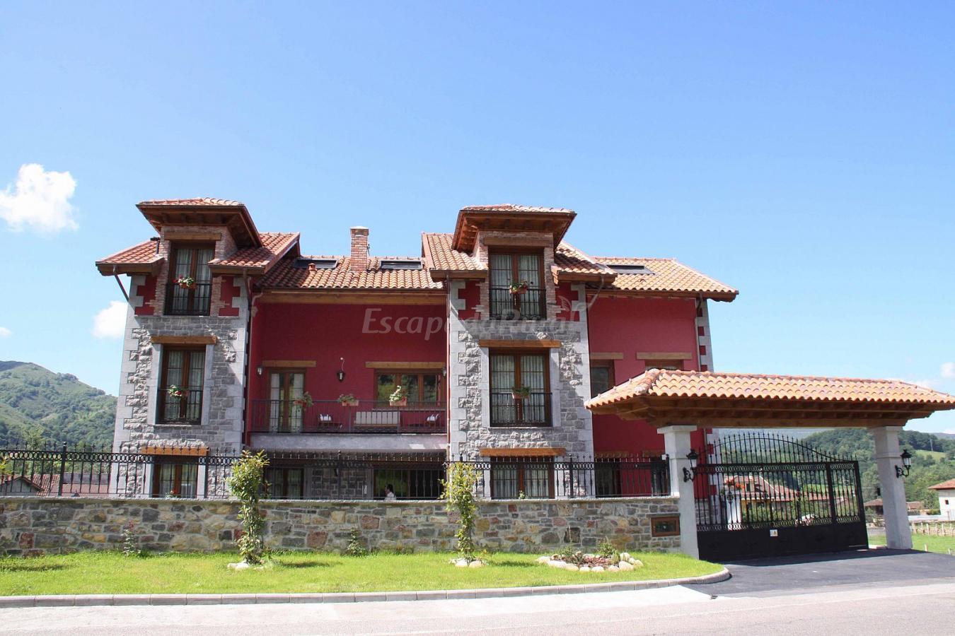 Fotos de apartamentos rurales la vi a casa rural en cangas de on s asturias - Apartamentos baratos asturias ...