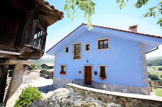Fotos de la jontina casa rural en cangas de on s asturias - Casas rurales en asturias para 4 personas ...