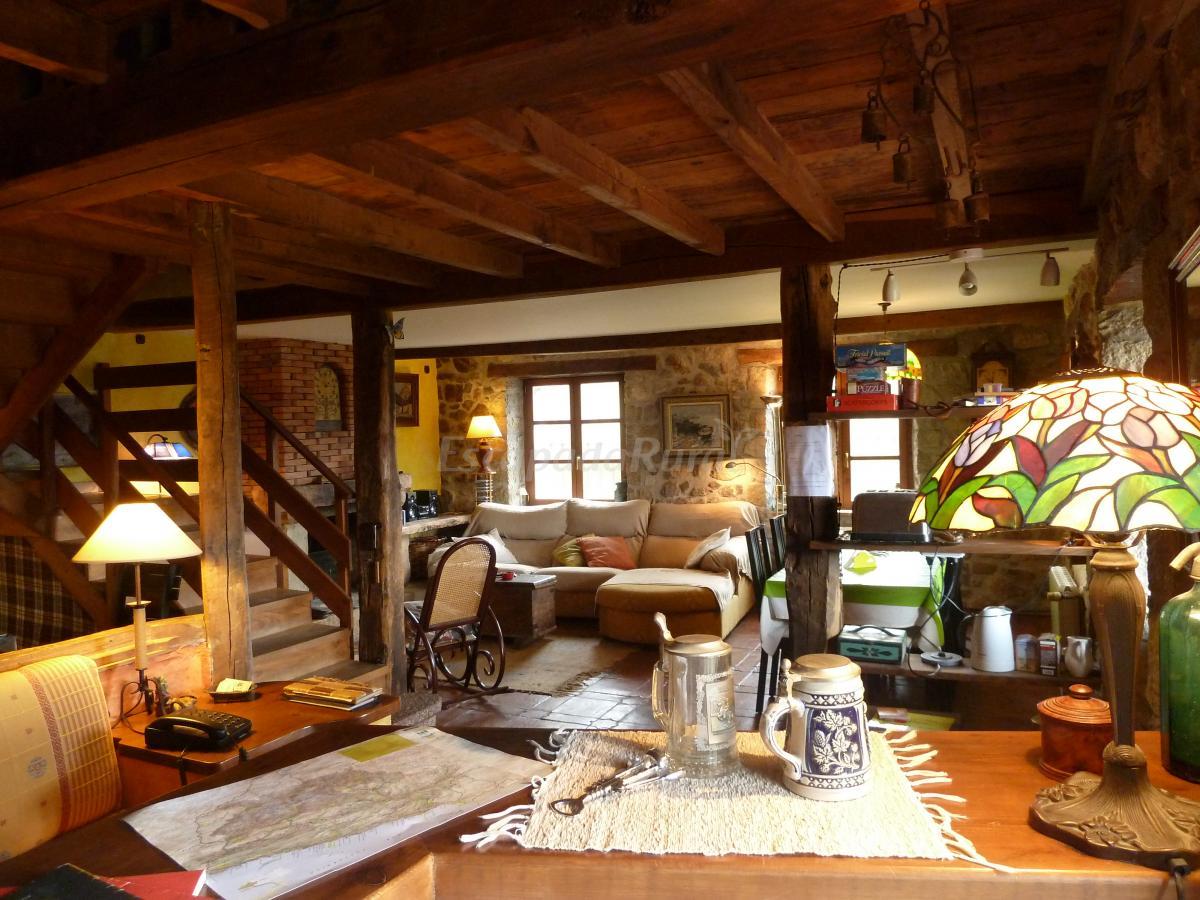 Casa la cortina casa rural en cabrales asturias - Casa rural cabrales ...