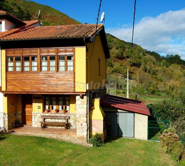 Casa albina casa rural en riofabar asturias - Casas rurales asturias 2 personas ...