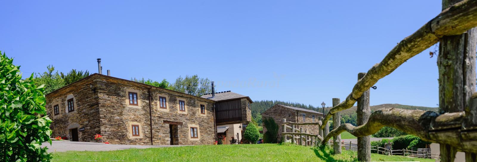 Fotos de casa riveras n cleo de turismo rural casa - Casa pedro santa eulalia de oscos ...