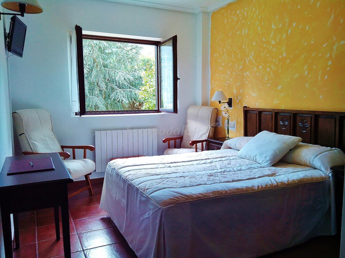 Fotos de hotel rural el otero y la casita casa rural en for Hotel casita amarilla