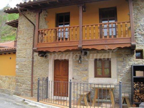 Foto di casa de aldea mariana casa rural en mieres - Casas de aldea asturias ...