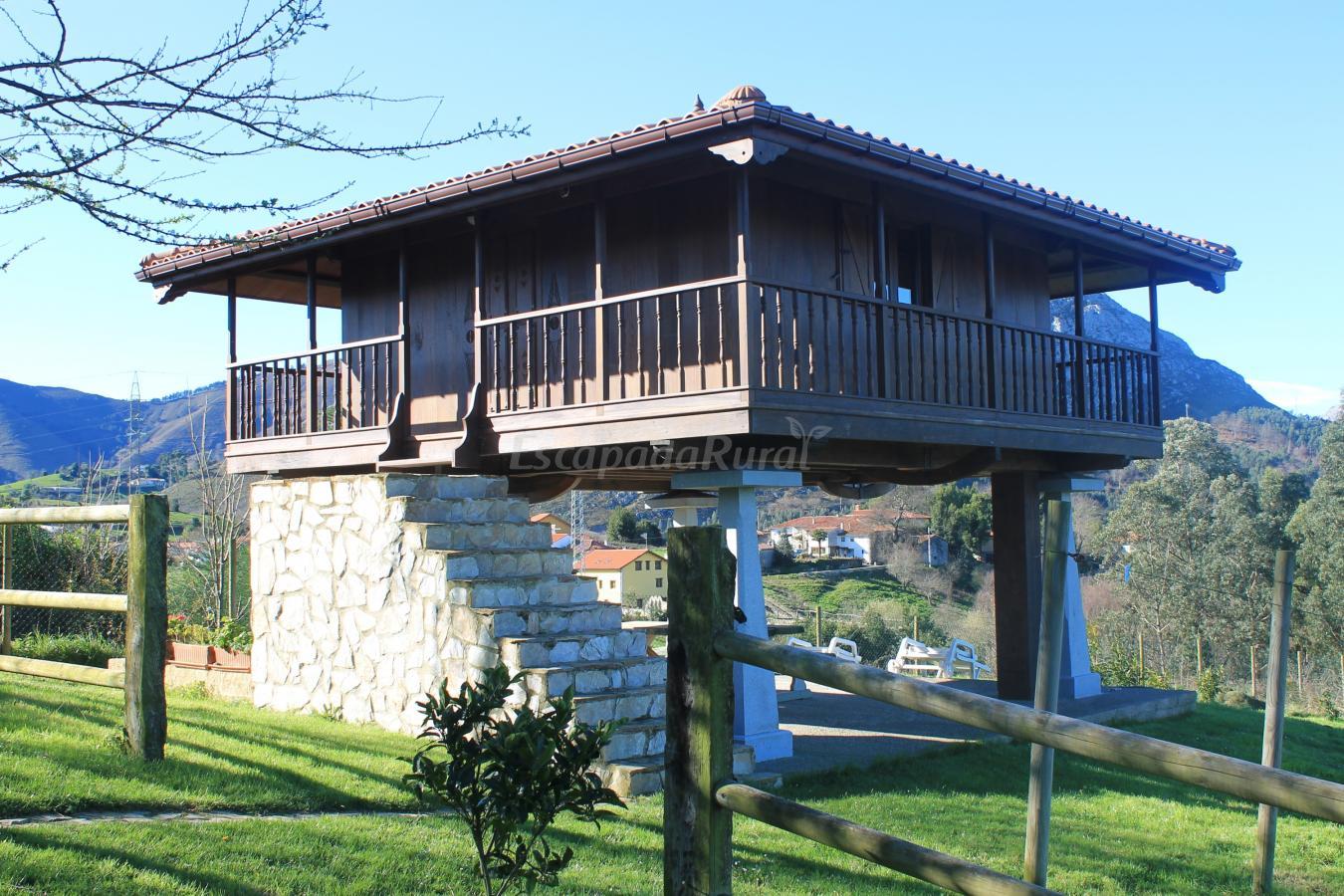 Fotos de la xana casa rural en ribadesella asturias - Fotorural asturias ...