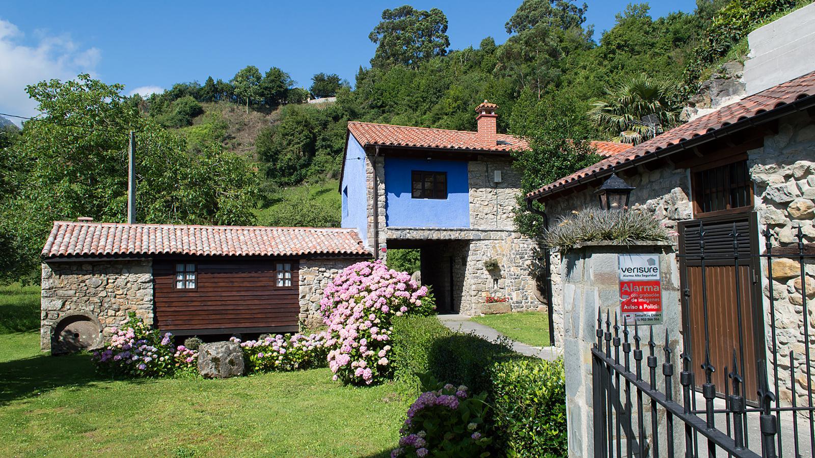 Fotos de el molin de sotu casa rural en colunga asturias - Casa rural asturias mascotas ...