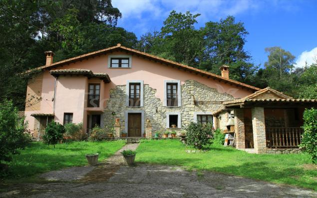 El caseron de pontigu casa rural en llanes asturias - Casas rurales asturias 2 personas ...