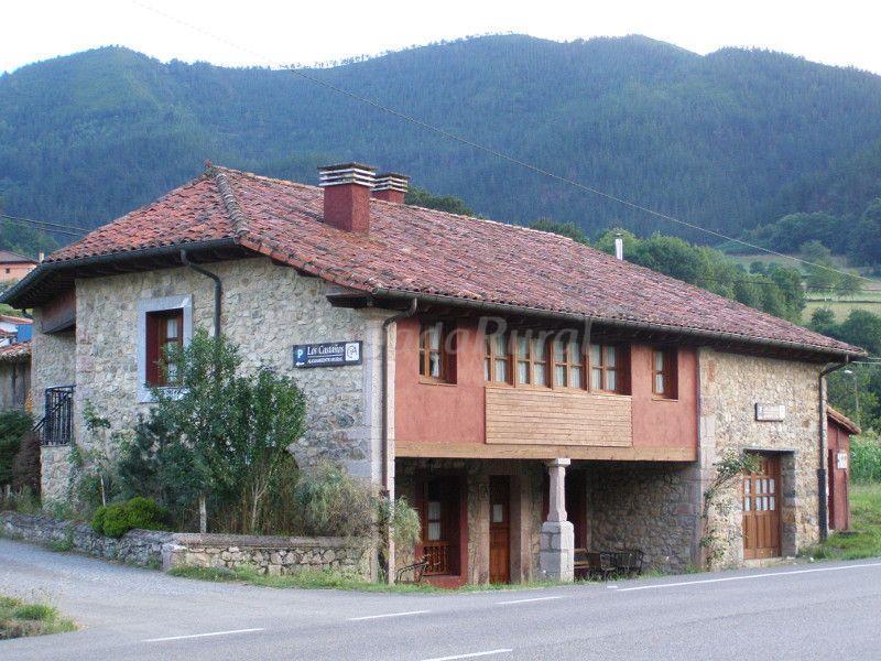 Casa aldea los casta os casa rural en cangas de on s asturias - Casa rural en cangas de onis ...