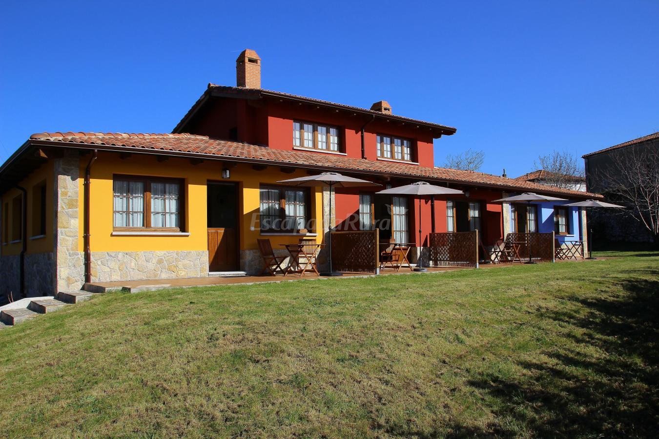 Fotos de apartamentos rurales senda costera casa rural - Fotorural asturias ...