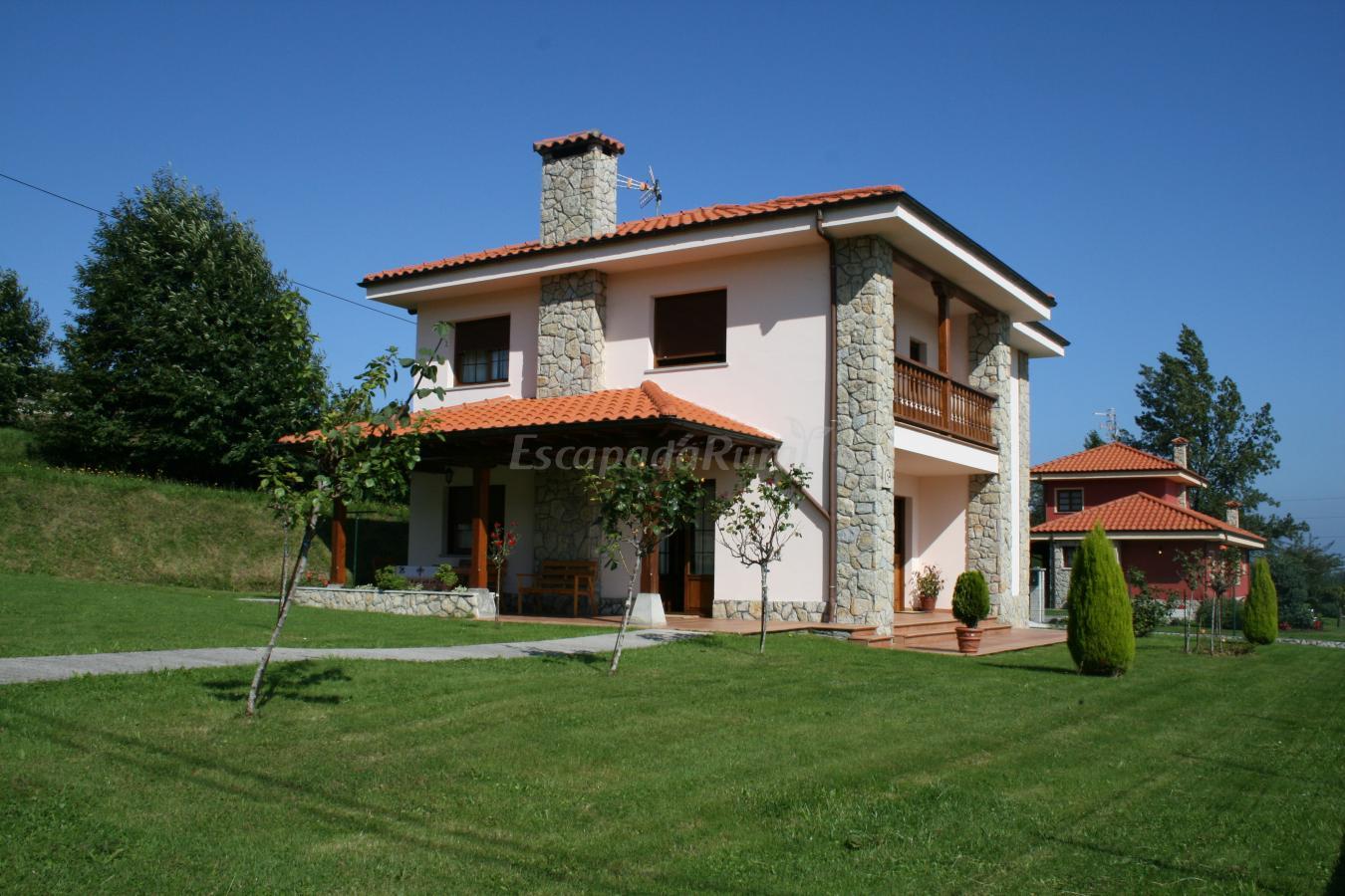 Casa de aldea la vi a casa rural en llanes asturias - Casa rural para 2 ...
