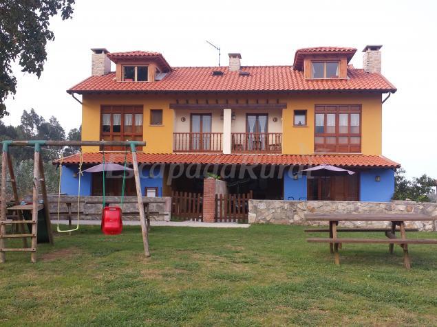 Cam n de ma anga casa de campo em llanes asturias - Casa de campo asturias ...