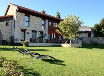 Apartamentos rurales El Hospital de Villahormes