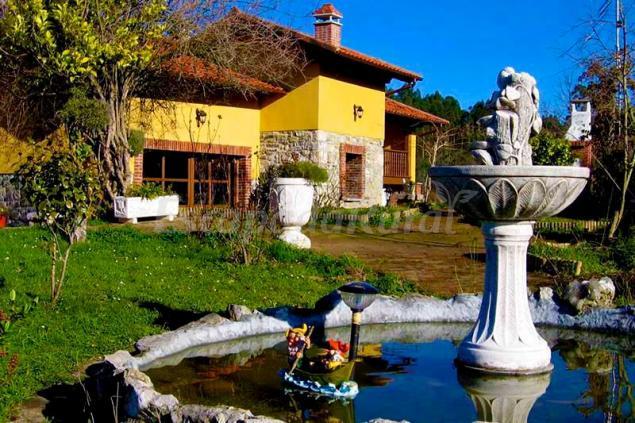 La romeca casa rural en ribadesella asturias for Precio estanque