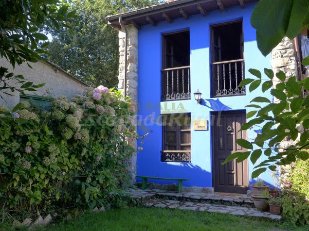 Casa rural la maloca casa de campo llanes asturias - Casa de campo asturias ...