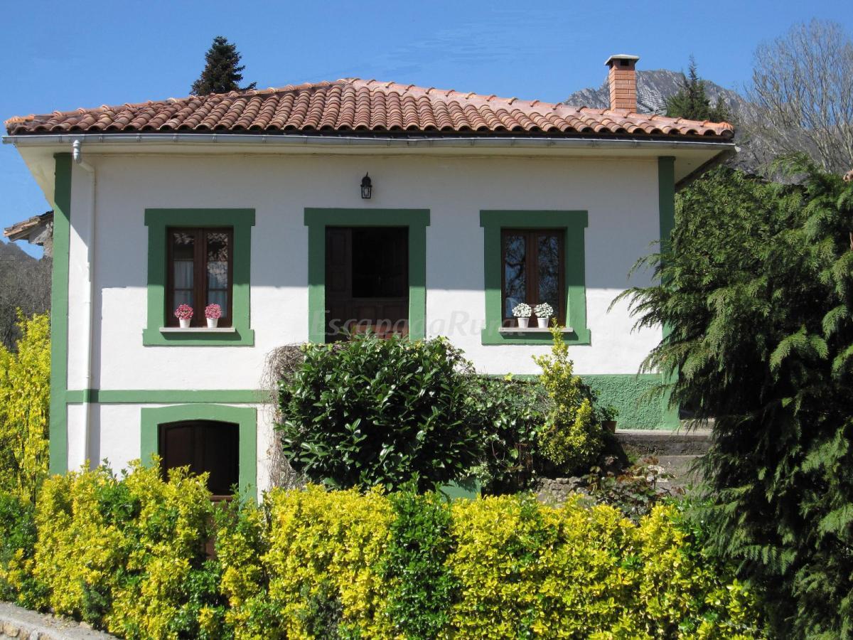 Fotos de casa amparo casa rural en parres asturias - Fotorural asturias ...
