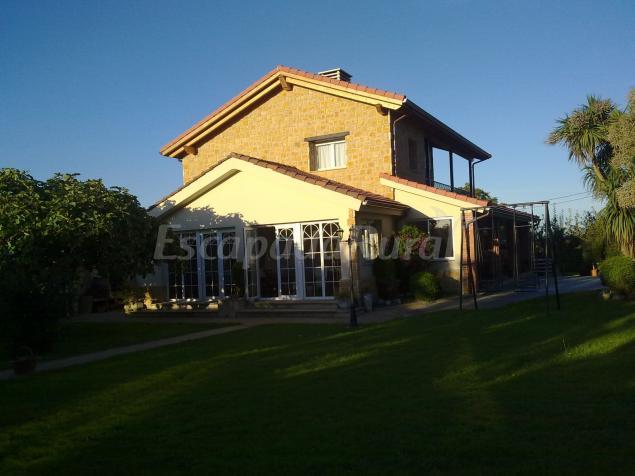 Casa los abetos casa rural en villaviciosa asturias - Casas rurales asturias 2 personas ...