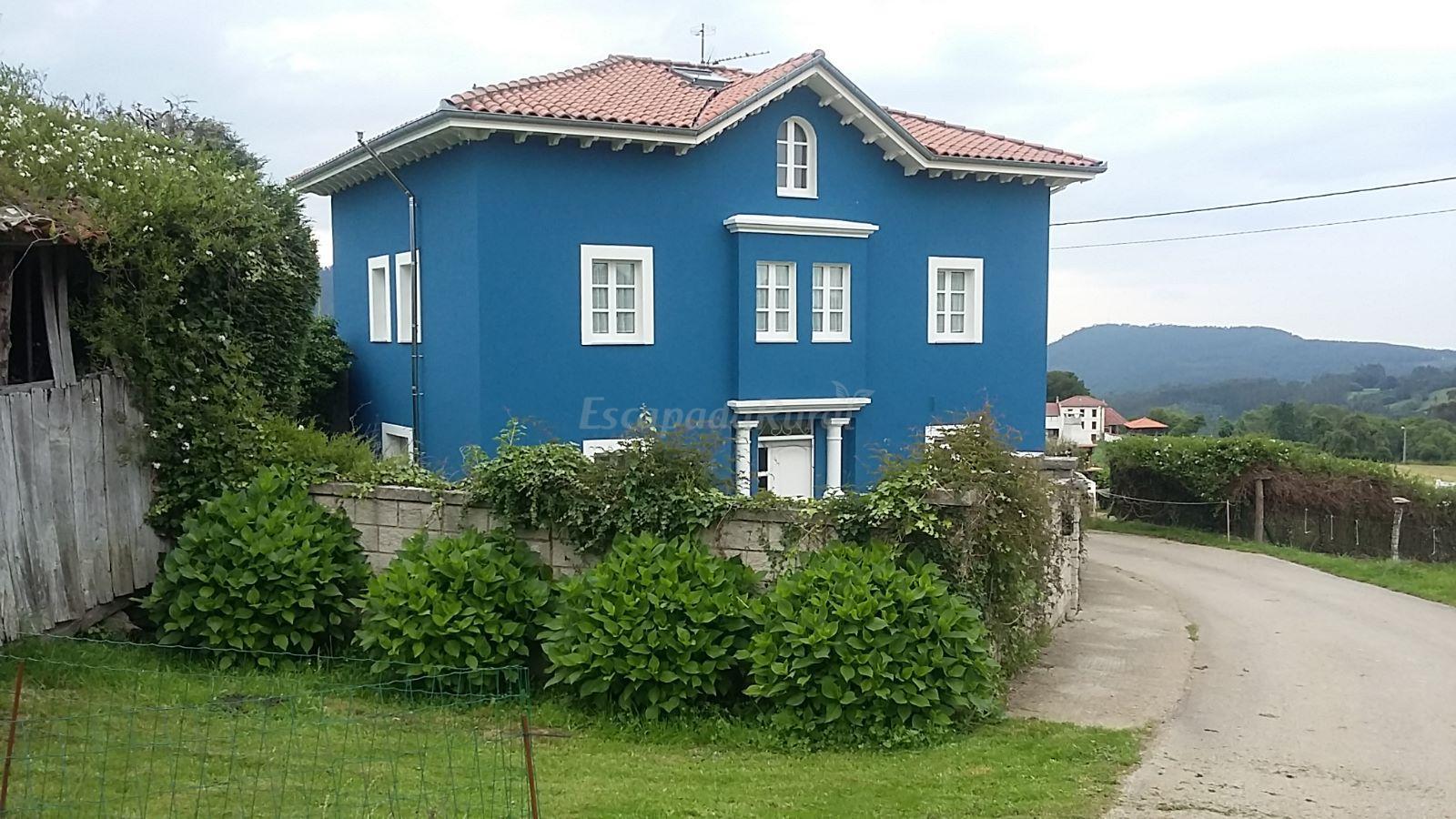 Fotos de casa indiana casa de campo empravia asturias - Casa de campo asturias ...