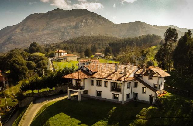 Casa de aldea collera casa rural en ribadesella asturias - Casas rurales en asturias para 4 personas ...