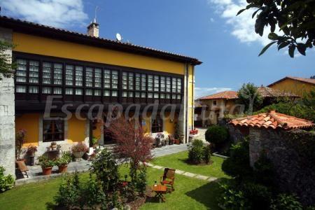 Hotel la arquera casa rural en llanes asturias - Casas rurales asturias 2 personas ...