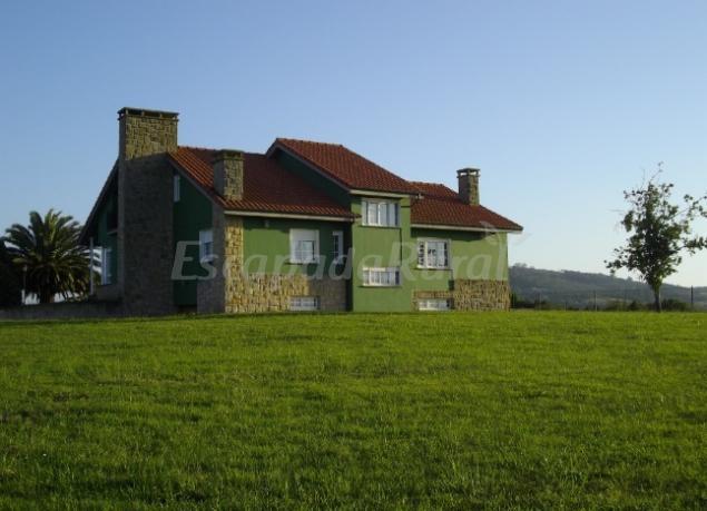 Albergue rural el perro verde casa rural en villaviciosa asturias - Casa rural asturias mascotas ...