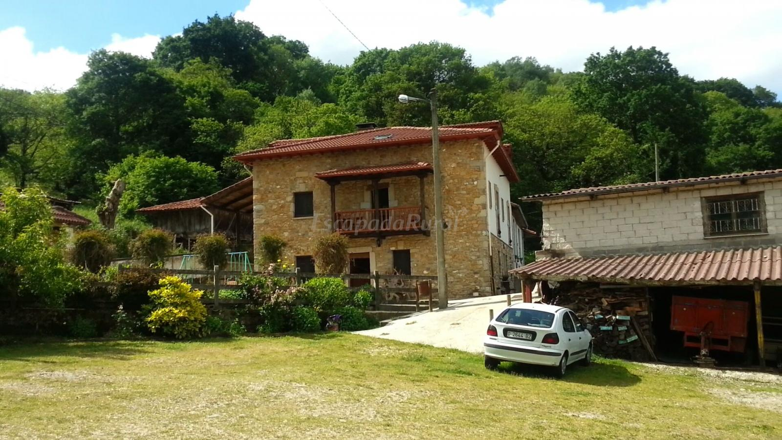 Fotos de el calero casa rural en siero asturias - El tiempo en siero asturias ...