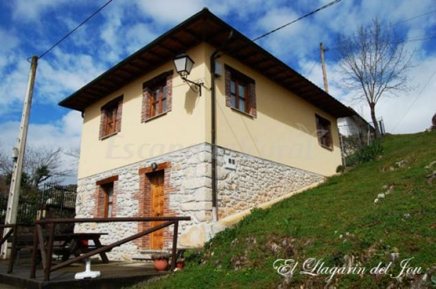 El llagar n del jou casa rural en cabrales asturias - Casa rural cabrales ...