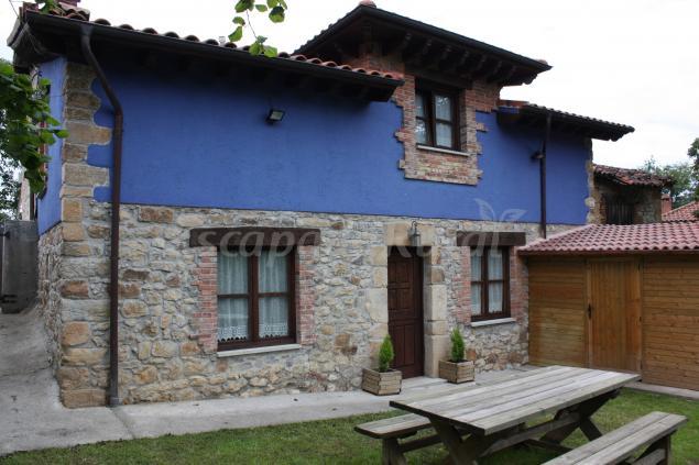 La campanona casa rural en cangas de on s asturias - Casa rural en cangas de onis ...