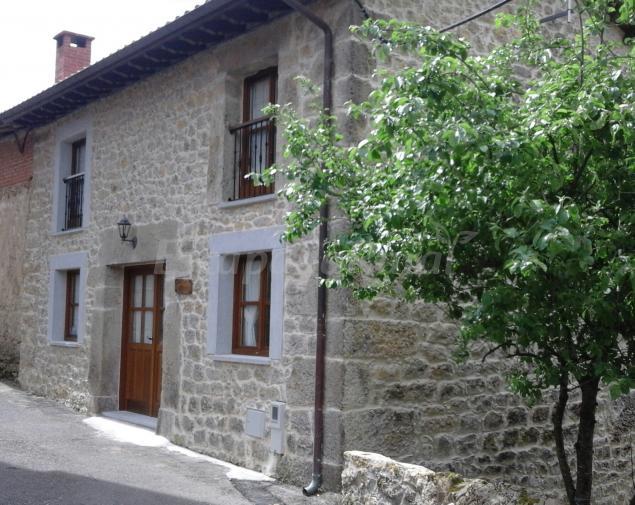 La casina del mazu casa rural en noriega asturias - Casas rurales asturias 2 personas ...