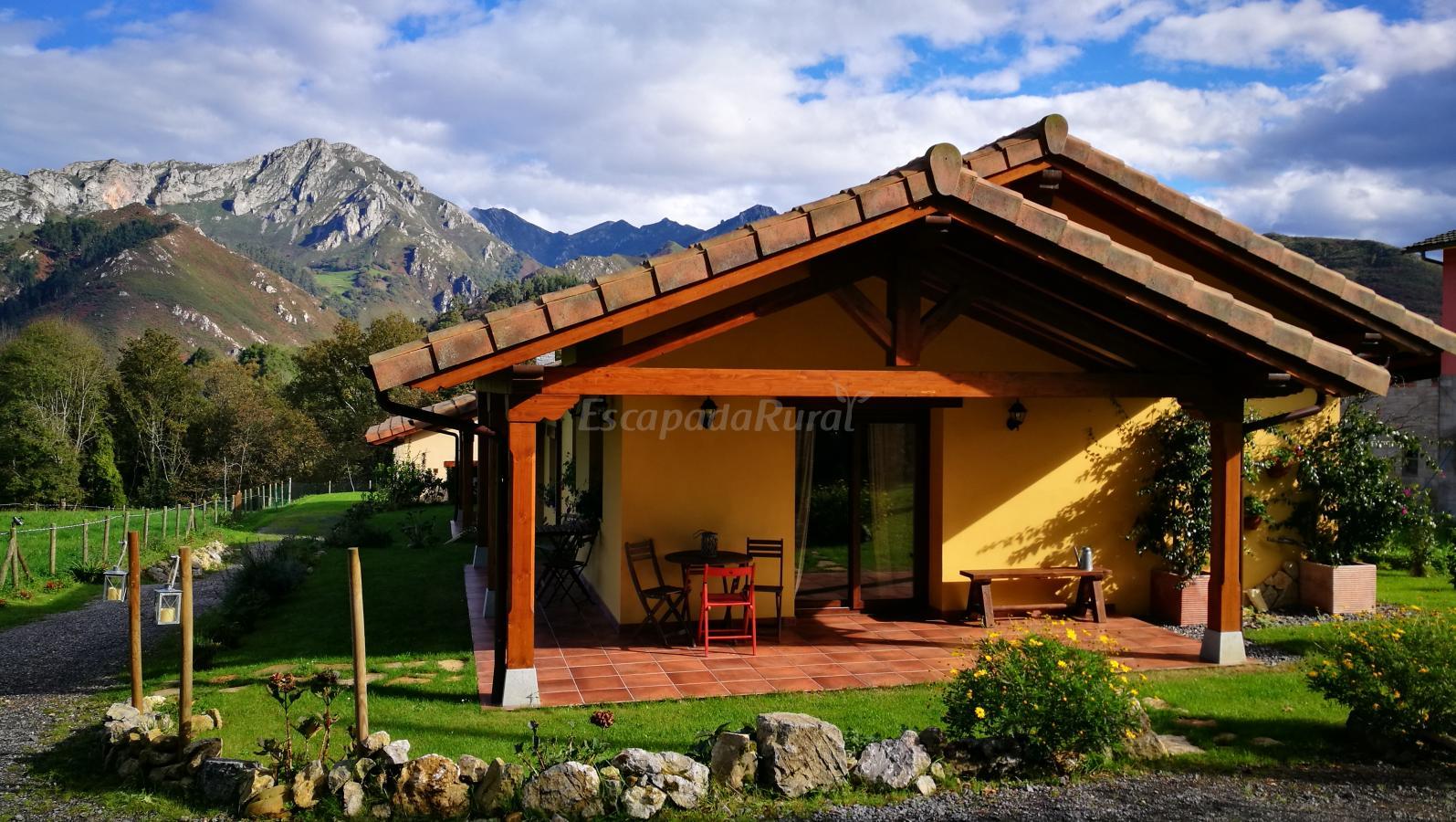 Fotos de entrecasta os casa rural en cangas de on s - Fotorural asturias ...